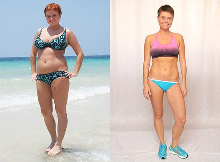 """""""¡Aquí he perdido 13 kg!"""", Dice Beatriz"""