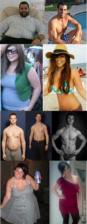 El resultado de una dieta con Keto Guru: ¡nuestros lectores perdieron al menos 7 kg en solo un mes!